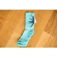 The Meteor Socks Turquoise Large/X-Large