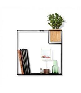 Umbra Grand cube décoratif, Noir