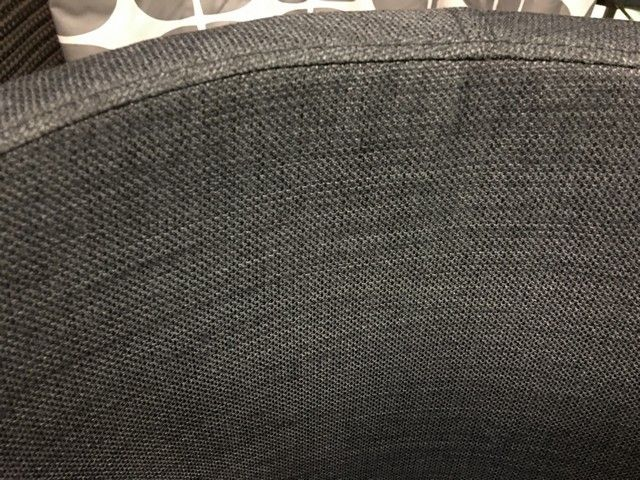 Barrier Fabric Side Chair