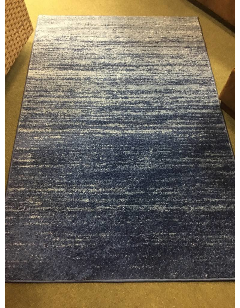Adirondacks Light Blue/Dark Blue Area Rug ...