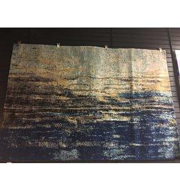 """Stevensville Blue Area Rug 5x7'5"""""""