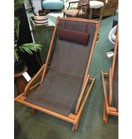 Etlingera Beach Chair with Pillow