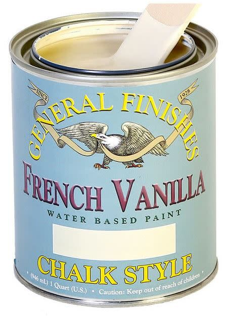 General Finishes QT CP French Vanilla