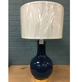 "Montag Royal Blue 27.5"" Table Lamp"