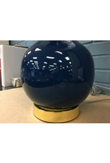 """Montag Royal Blue 27.5"""" Table Lamp"""