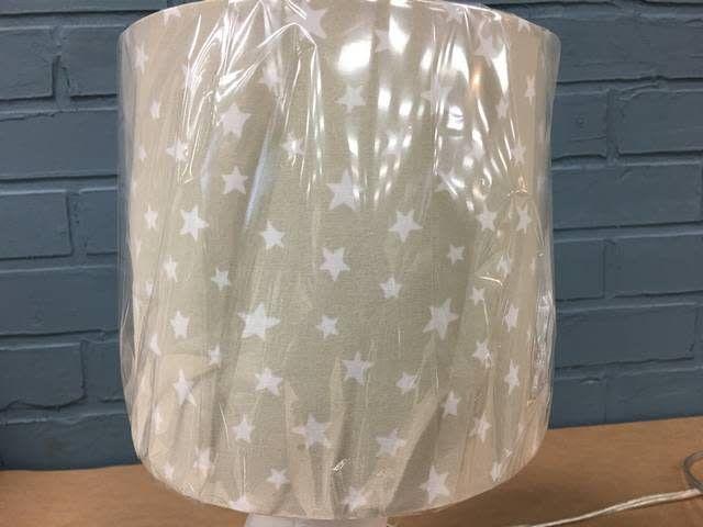 Moon Lamp w/ Star Shade