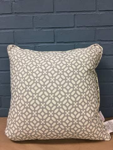 In the Frame Indoor/Outdoor Throw Pillow