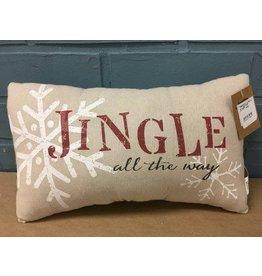 Jingle Pillow
