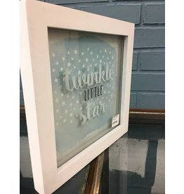 Twinkle Little Star Wall Decor