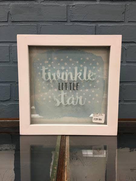 Twinkle Little Star Wall Decor