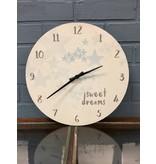 Sweet DreamsWall Clock