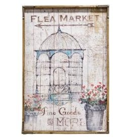 CWI Gifts Flea Market Sign