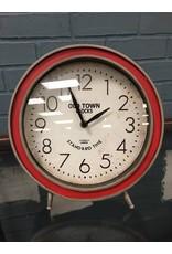 Metal, Old Town Desk Clock