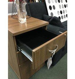 Lorell Essentials 3-Drawer Vertical Filing Cabinet