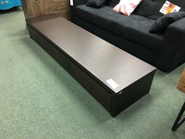Dark Wood Roscoe Tv Stand