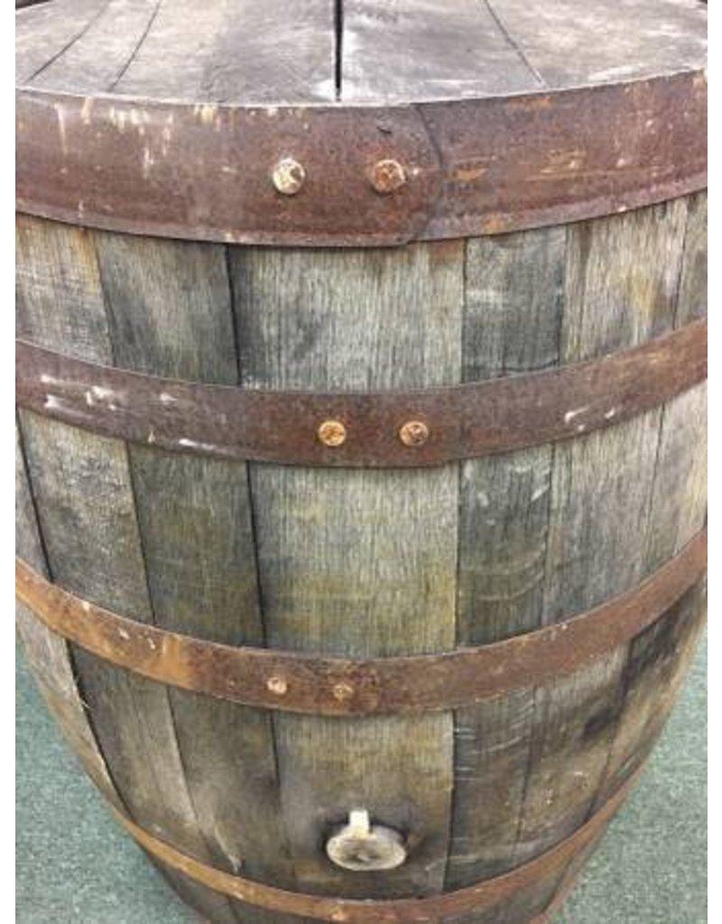Rustic Wine Barrel