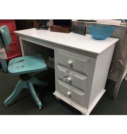 Madison White Computer Desk