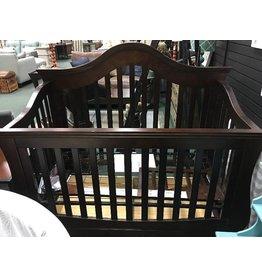 Ashbury Espresso 4-in-1 Convertible Crib