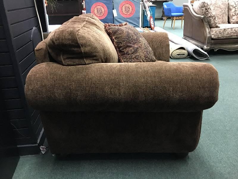 Stuart Upholstered  Armchair