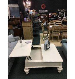 Paula Deen Put-Your_Feet-Up Coffee Table