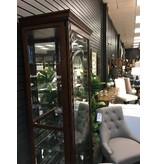 Logan Ryleigh Lighted Curio Cabinet