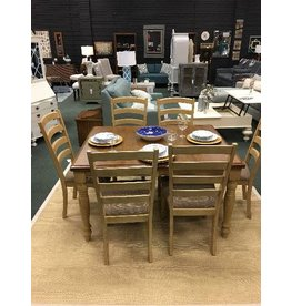 Camillia Dining Table and  6chairs