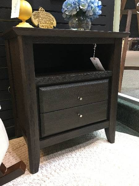 Modus Furniture Pittsburg 2 Drawer Nightstand