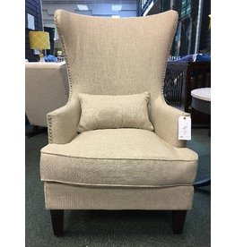 Alcott Hill® Cavender Wingback Chair