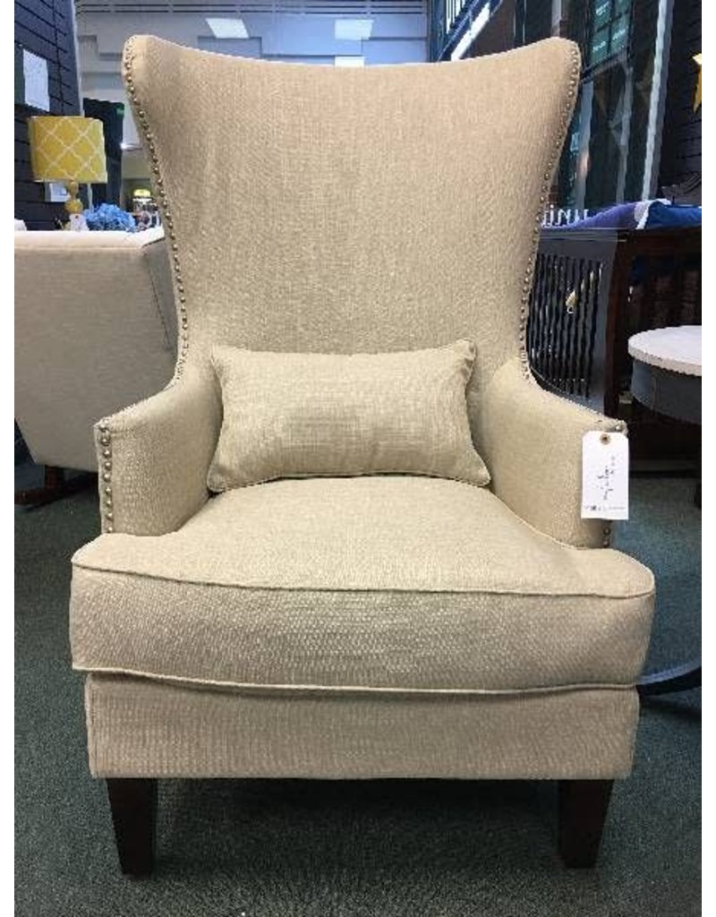 Greystone Cavender Wingback Chair