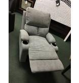 ACME Furniture Rosia Gray Manual Recliner