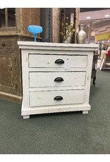 Progressive Furniture Inc. Castagnier 3 Drawer Night Stand