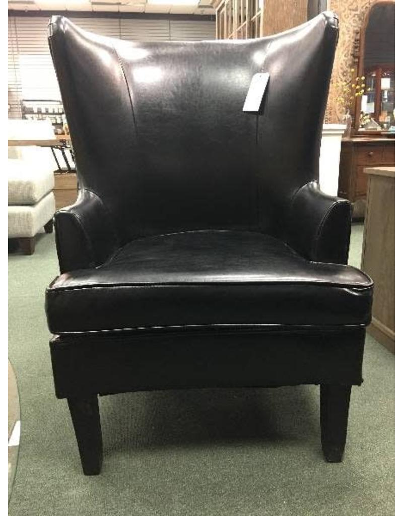 Home Loft Concepts Roundtree High Wingback Chair ...