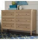 Signature Design by Ashley Orlovista 6 Drawer Double Dresser