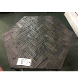 Riverside Furniture Aguilar Hexagon Coffee Table