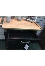 Home Styles Hamilton Kitchen Island with Wood Top
