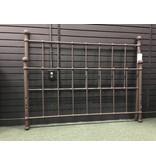 Eleanor Full/Double Bronze Platform Bed