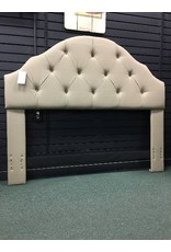 Three Posts Joyce Upholstered Panel Headboard