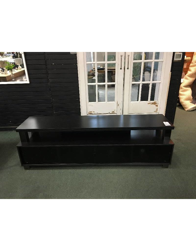 "dCOR design Bukvice 75"" 2 Tier TV Stand"
