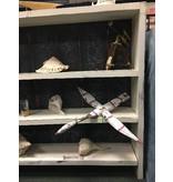 Rustic Three Shelf Bookcase
