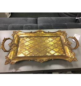 UMA Enterprises Rectangular Decorative Tray