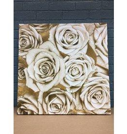 Rose Print 26x26