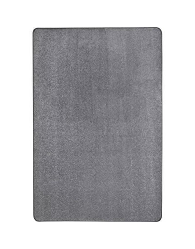 Joy Carpets Endurance Silver Area Rug 8x12