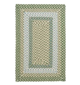 Berkley Pad Green Rug 5x8