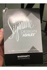 Signature Design by Ashley Empire Adjustable Height Swivel Bar Stool