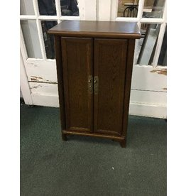 Antique Revival Heritage 2 Door Storage Accent Cabinet
