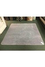Endurance Silver Gray Area Rug 6x6