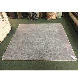Joy Carpets Endurance Silver Gray Area Rug 6x6