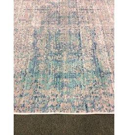 Safavieh Mystique Light Bule Multi and Gray 3' x 5' Area Rug