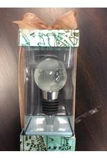 Globe Imports Globe Bottle Stopper