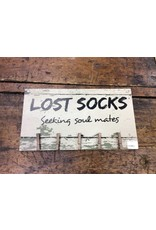 Lost Socks Clip Sign